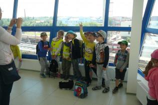 Železnica očami detí - akcia 8.6.2017